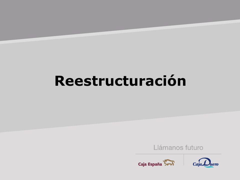 Reestructuración