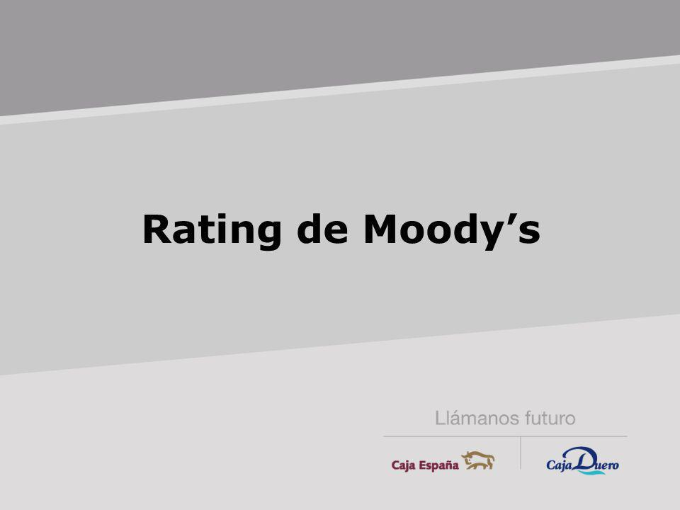 Rating de Moodys