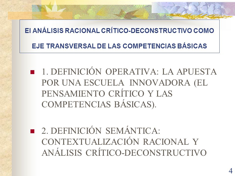 5 APLICACIÓN E IMPLEMENTACIÓN EN EL CENTRO: Modificaciones a nivel curricular, organizativo y metodológico.