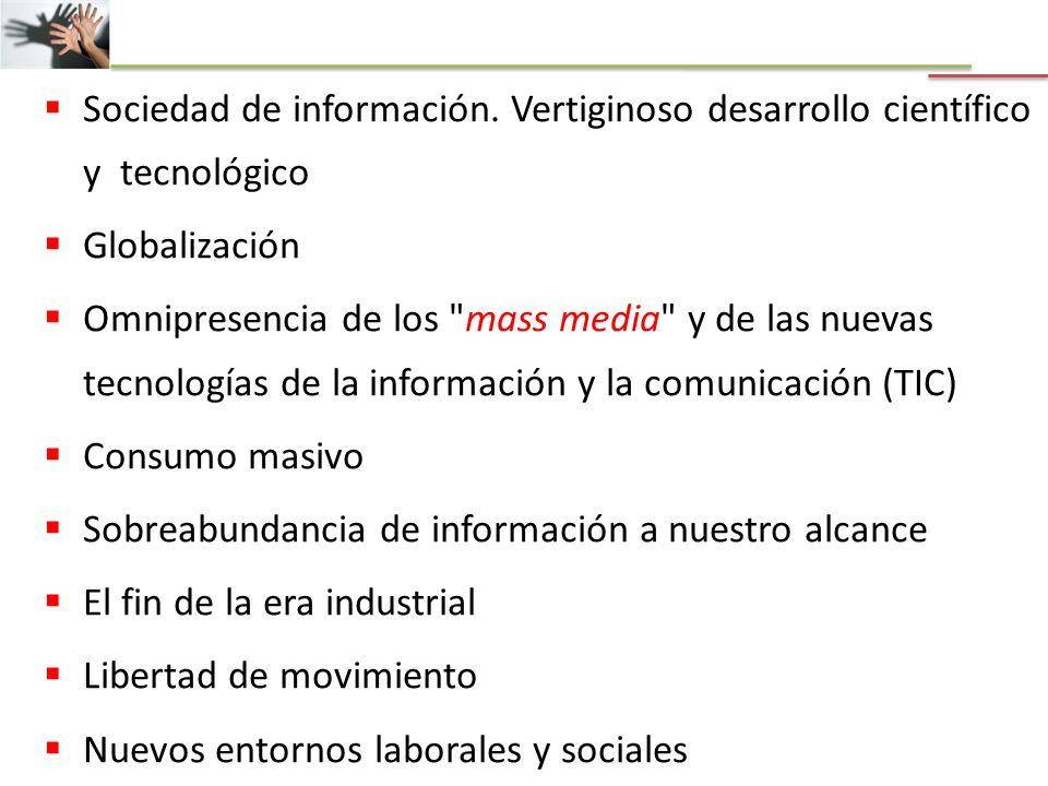 Sociedad de información.