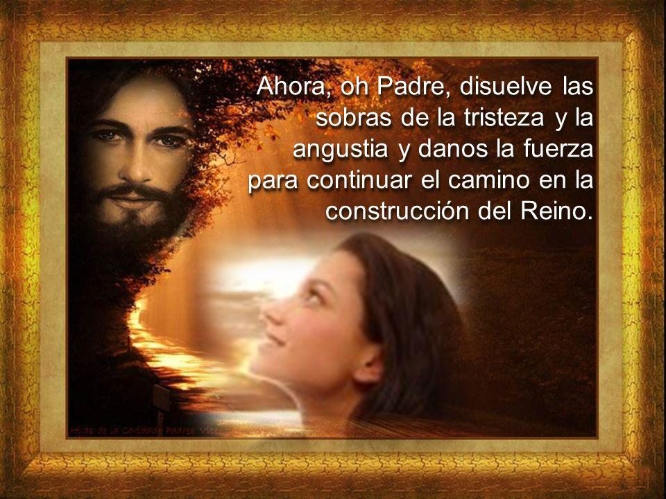 Te damos gracias, Padre, porque nos has llamado de las tinieblas Al resplandor de tu luz… En su paso por el mundo, Jesús, tu Hijo amado, ha vencido la muerte y nos ha dado la vida.