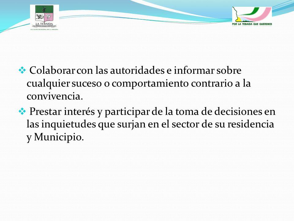 CAPITULO II AUTORIDADES ADMINISTRATIVAS CON FUNCIONES DE POLICÍA Y SUS DEBERES