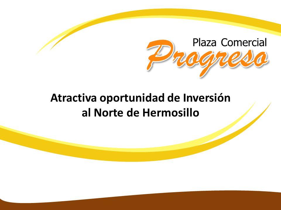 Atractiva oportunidad de Inversión al Norte de Hermosillo