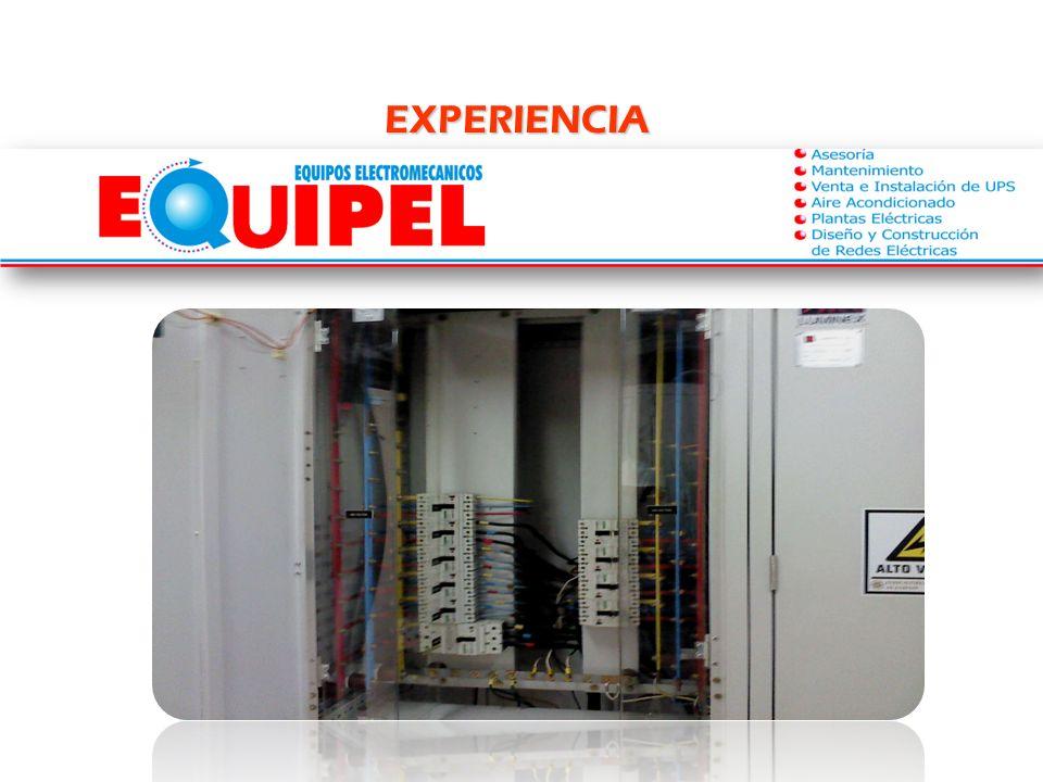 Con experiencia en: Construcción de las redes eléctricas internas de alumbrado y potencia.