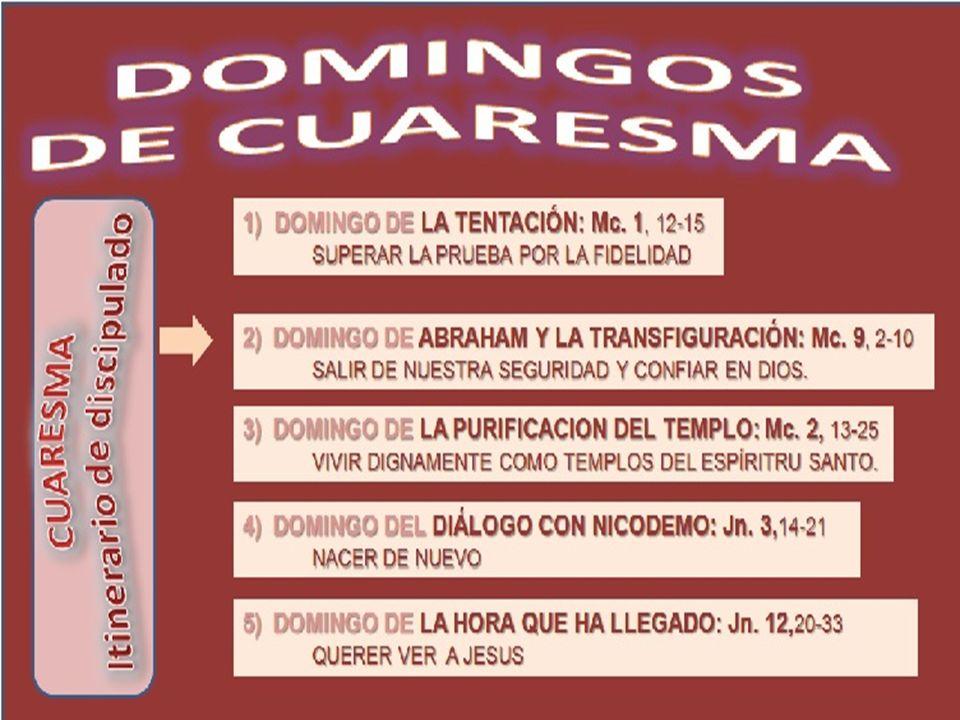 1.JESÚS, ENTRANDO EN EL TEMPLO, la casa de Dios: A- Convertida en un mercado.