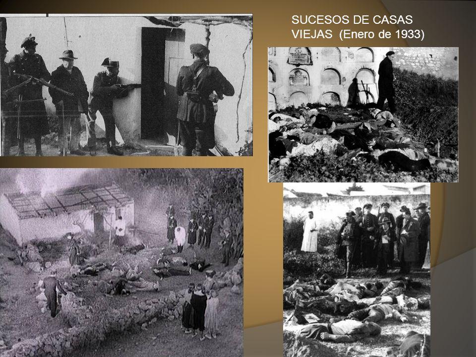 SUCESOS DE CASAS VIEJAS (Enero de 1933)