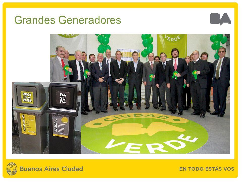Grandes Generadores