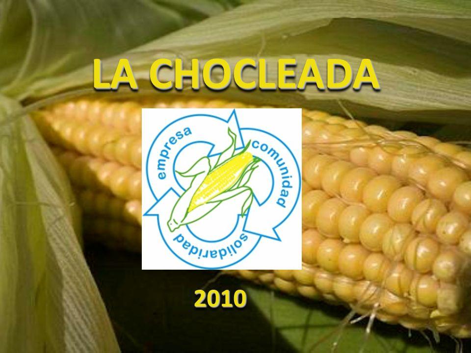 LA CHOCLEADA 20102010
