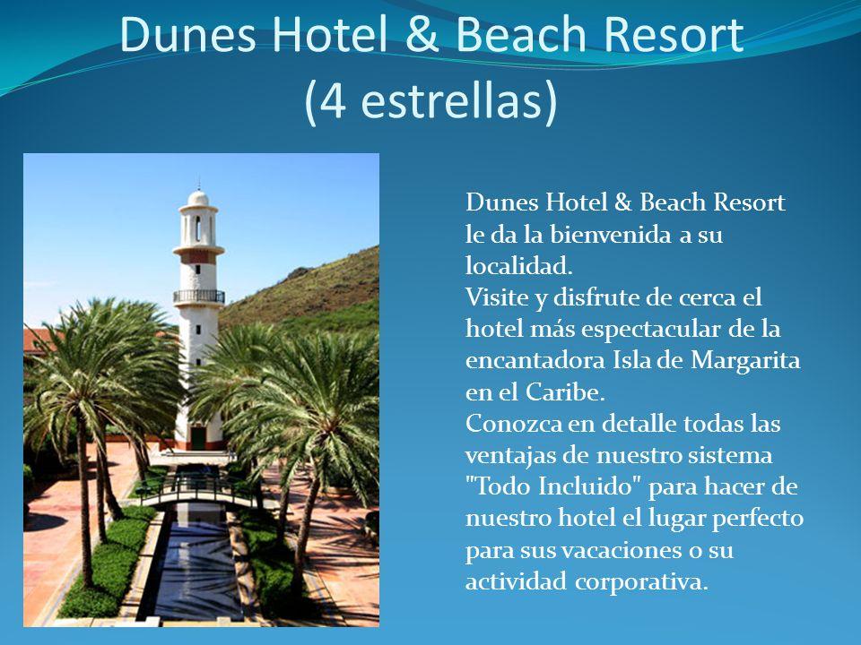 Dunes Hotel & Beach Resort (4 estrellas) Dunes Hotel & Beach Resort le da la bienvenida a su localidad.