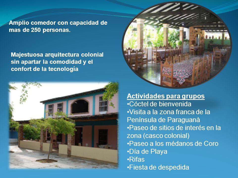 Cabañas Ubicación: Planta Baja – Edificio Portofino – Torres 1, 3 y 4.