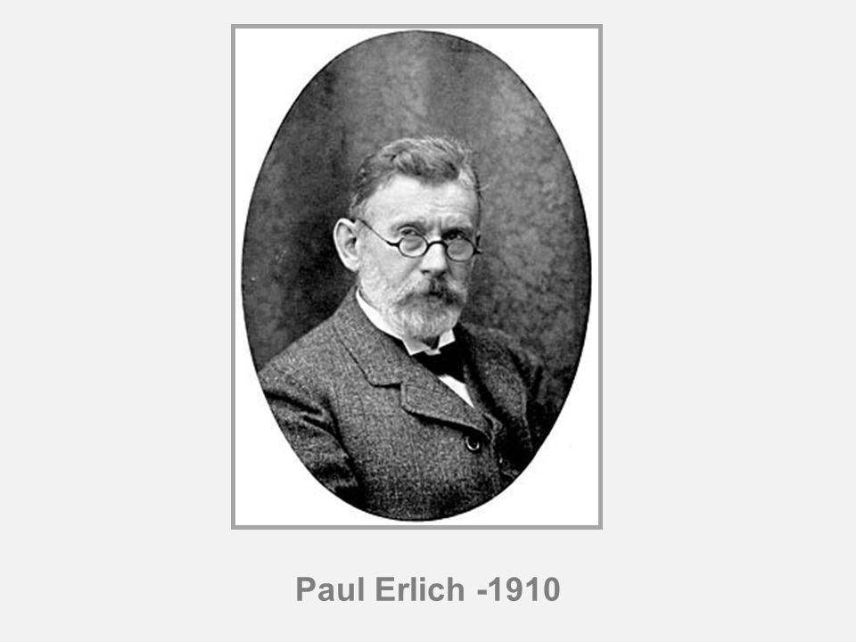 Paul Erlich -1910