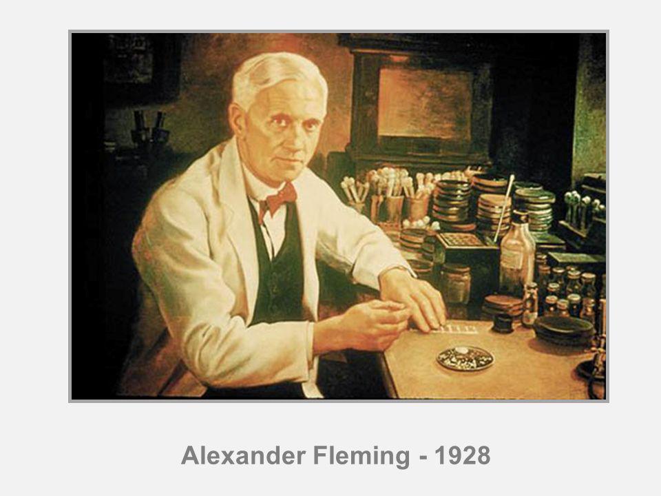 Alexander Fleming - 1928