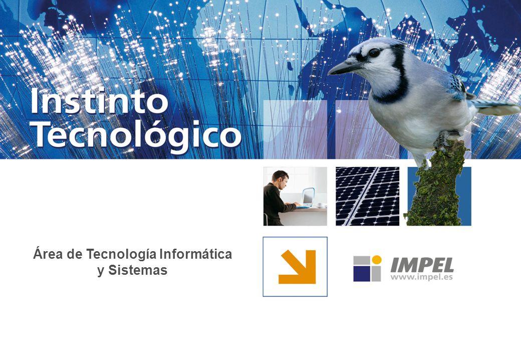 Área de Tecnología Informática y Sistemas