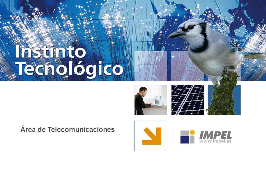 Área de Telecomunicaciones