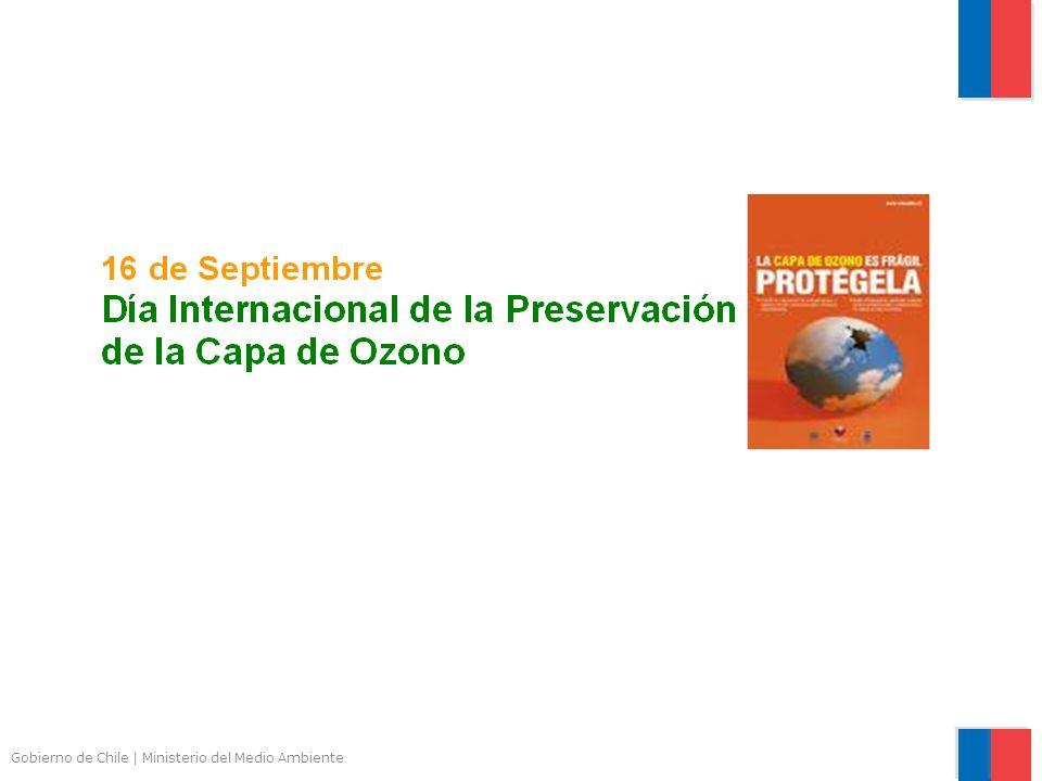Gobierno de Chile | Ministerio del Medio Ambiente