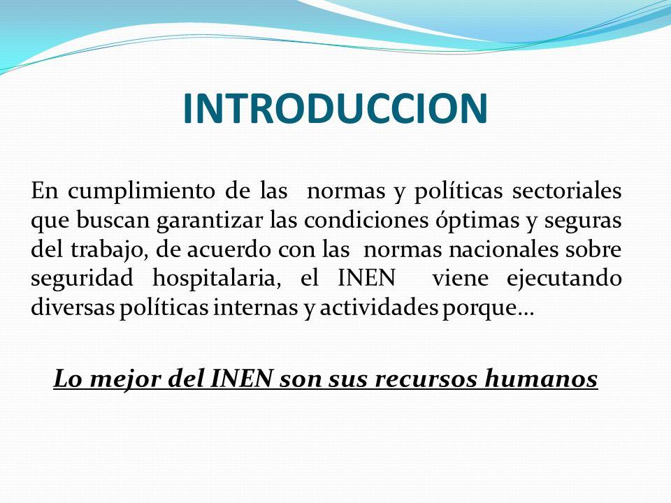 CHARLA SOBRE PREVENCIÓN DE RIESGOS ANTE EVENTUALES SISMOS El COE del INEN organiza charlas sobre el Plan de Prevención por Sismos 2010, que fue aprobado mediante el Decreto Supremo Nº 037-2010- PCM.