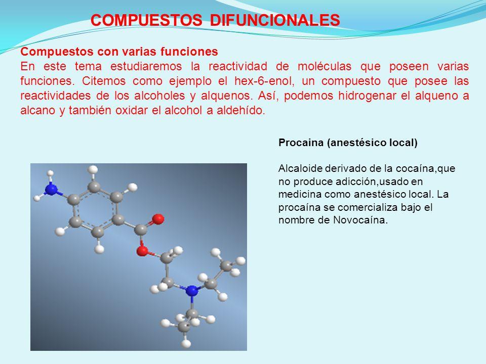 Lidocaina (Anestésico local) Actualmente, es muy utilizada por los odontólogos.