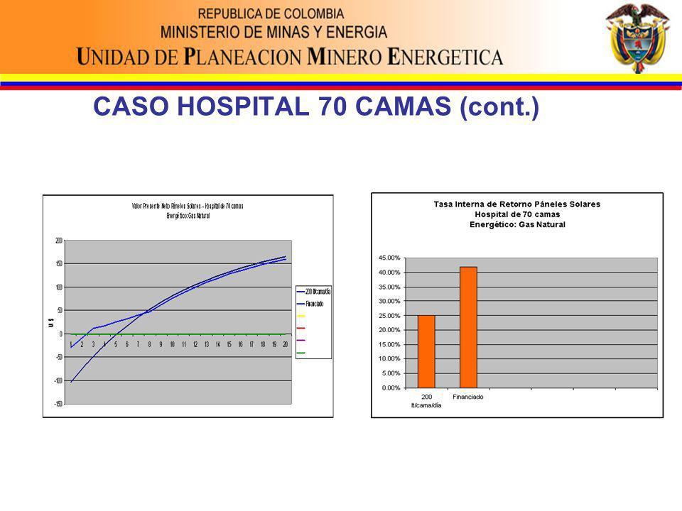 CASO HOSPITAL 70 CAMAS (cont.)