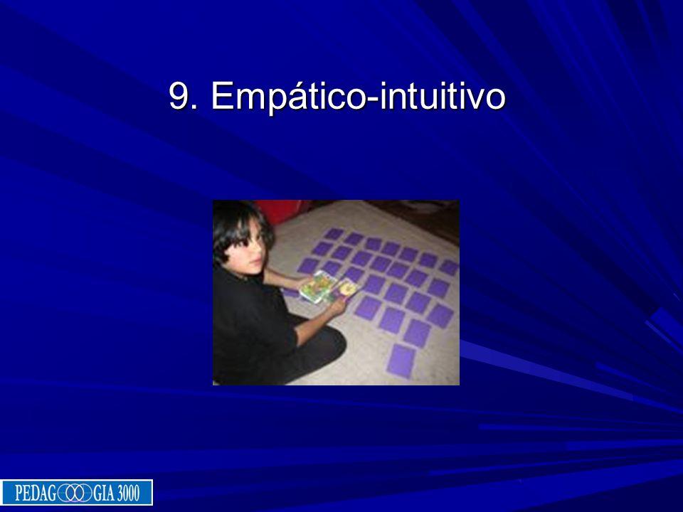 9. Empático-intuitivo