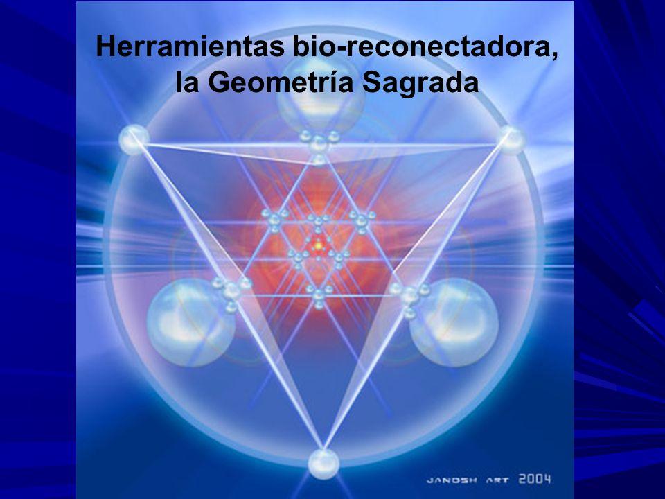 Herramientas bio-reconectadora, la Geometría Sagrada