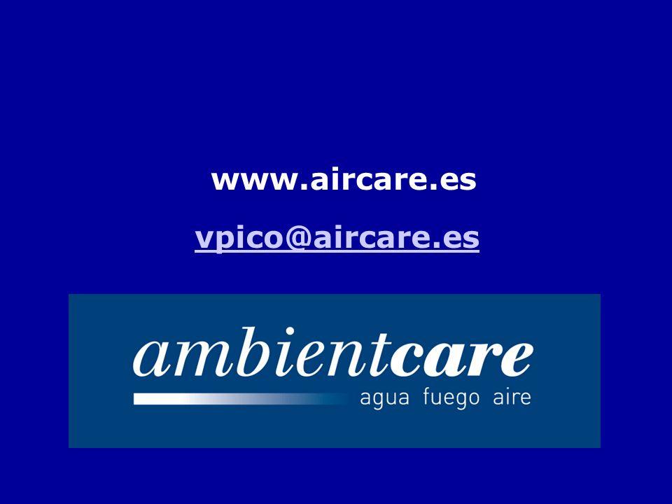 .... www.aircare.es vpico@aircare.es