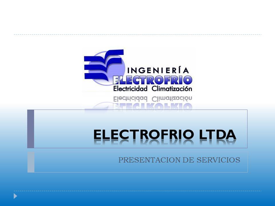 ELECTROFRIO LTDA., inició sus operaciones en Junio de 1991 en Iquique, con características de Micro Empresa, que basaba sus servicios en la experticia y capacidad directiva de sus dueños y un pequeño grupo de trabajadores en apoyo.