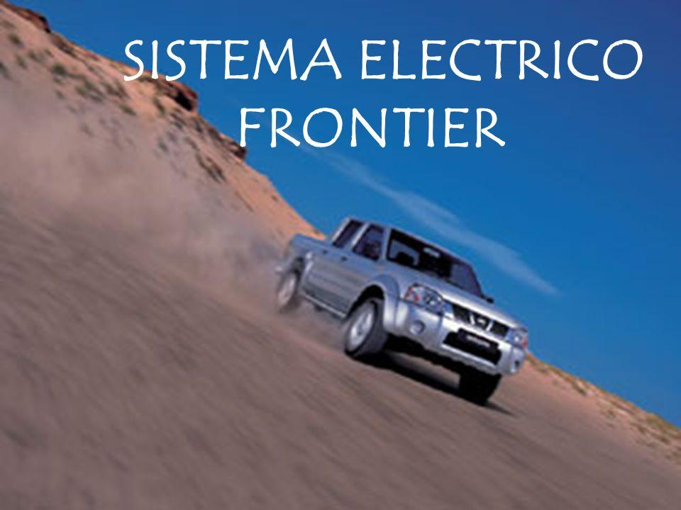 SISTEMA ELECTRICO FRONTIER