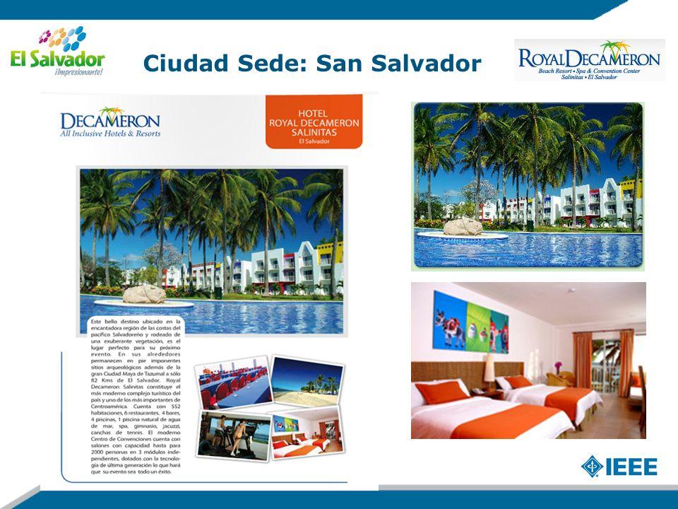 29-Mar-149 Ciudad Sede: San Salvador