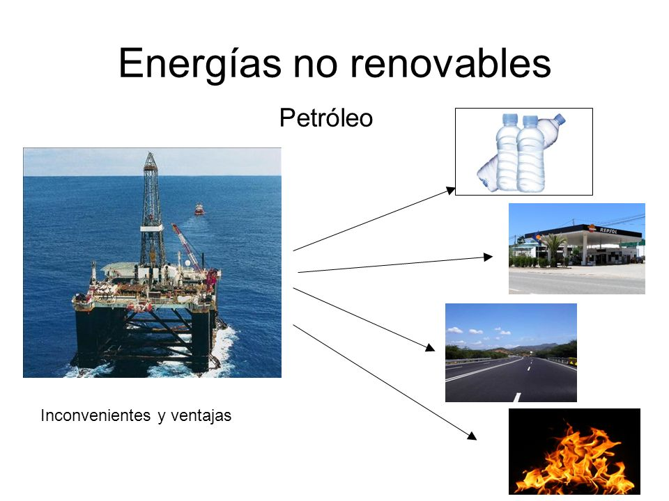 Energías no renovables Carbón Inconvenientes y ventajas