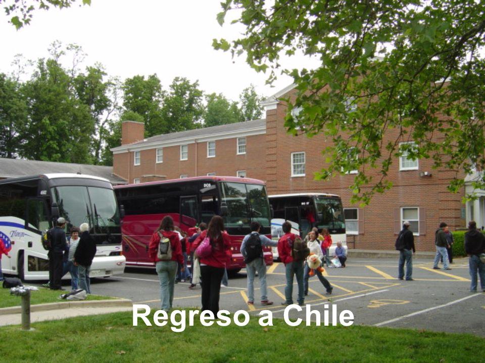 Regreso a Chile