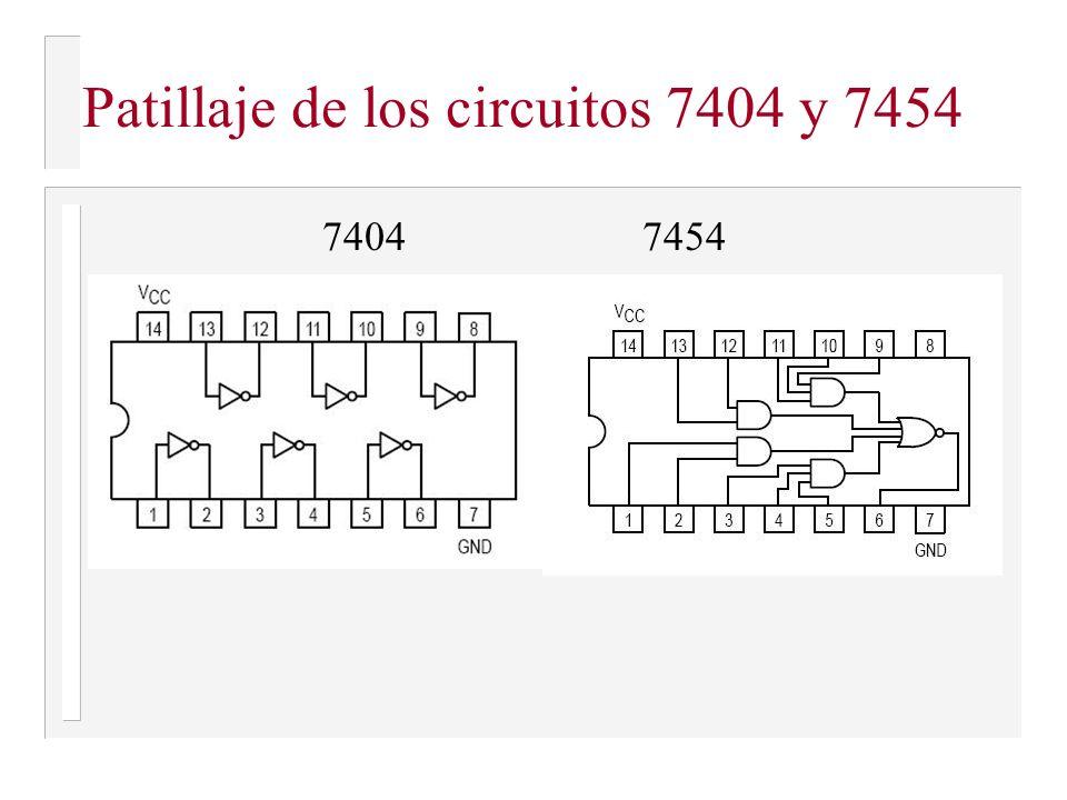 O usando los ceros… F = C A I + V P Sólo dos chips 11 1 1 1 1 1 1 1 1 1 1 1 11 1 1 1 11 1 000001011010110111101100 00 01 11 10 000000 0 0 0 00V P C A I C A I C A I C A I F = C A I + V P