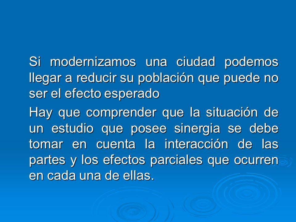 Ejemplo # de personas modernización Aumento de basura migración hacia la ciudad Bacterias sanidad p m c g b s (+(+ (+) (-)