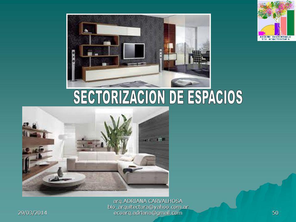 29/03/2014 arq.ADRIANA CARVALHOSA bio_arquitectura@yahoo.com.ar ecoarq.adriana@gmail.com 50