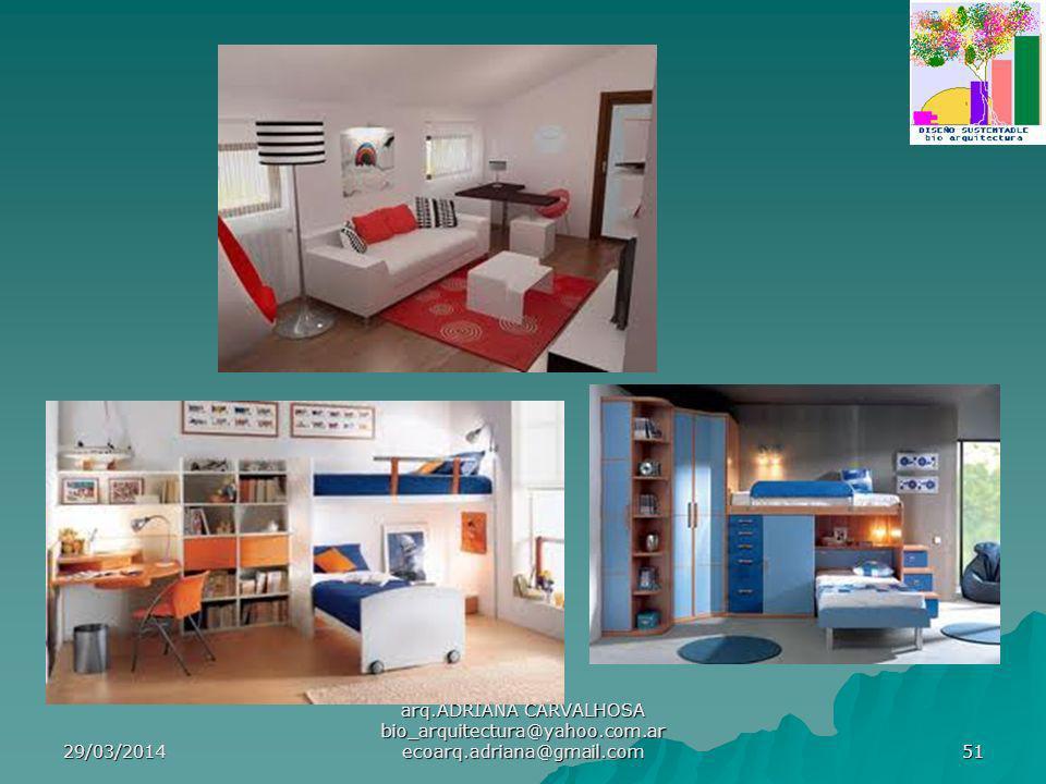 29/03/2014 arq.ADRIANA CARVALHOSA bio_arquitectura@yahoo.com.ar ecoarq.adriana@gmail.com 51