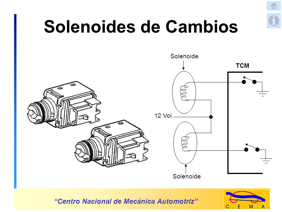 Interruptor del Pedal de Freno Centro Nacional de Mecánica Automotriz 12 Vol.