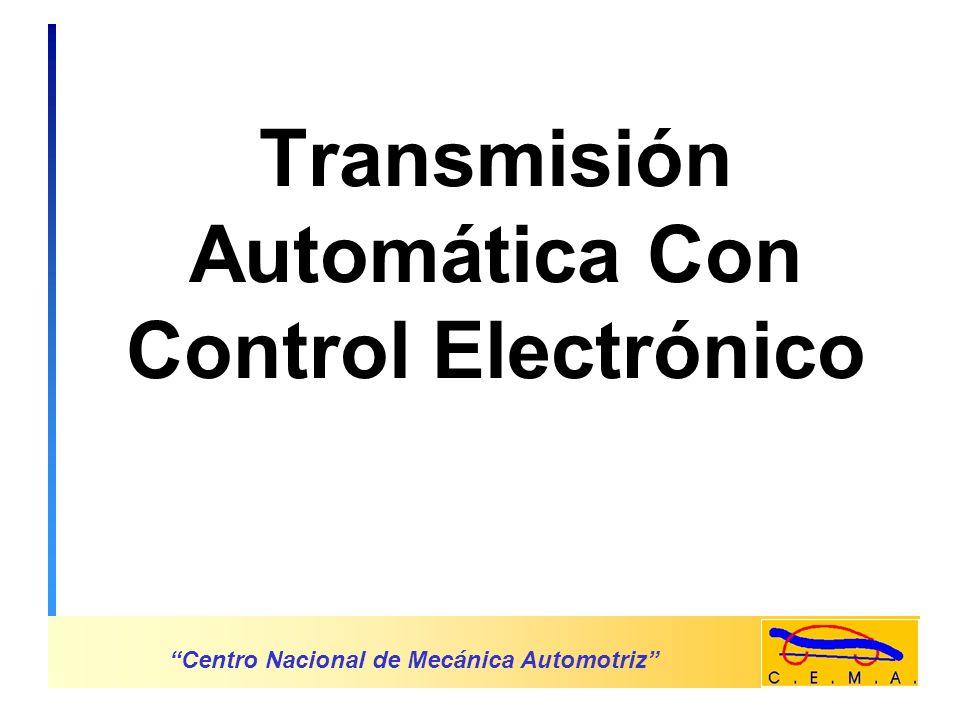 Centro Nacional de Mecánica Automotriz Instructor: Orangel Parra