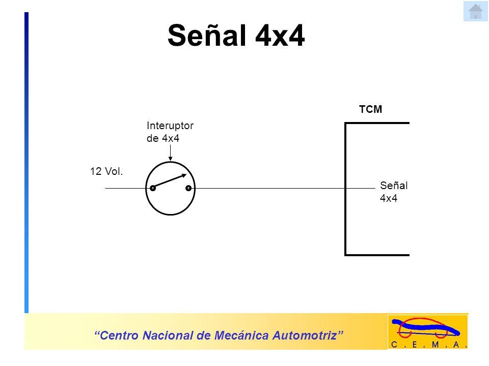Conector de Diagnóstico Centro Nacional de Mecánica Automotriz TCM