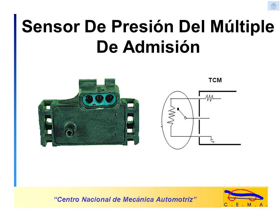 Señal Del Aire Acondicionado Centro Nacional de Mecánica Automotriz Señal de A/A TCM Proveniente del sistema de Aire Acondicionado.