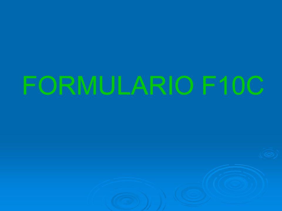 FORMULARIO F10C