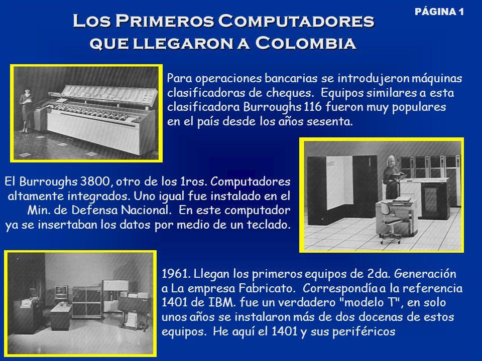 Para operaciones bancarias se introdujeron máquinas clasificadoras de cheques. Equipos similares a esta clasificadora Burroughs 116 fueron muy popular