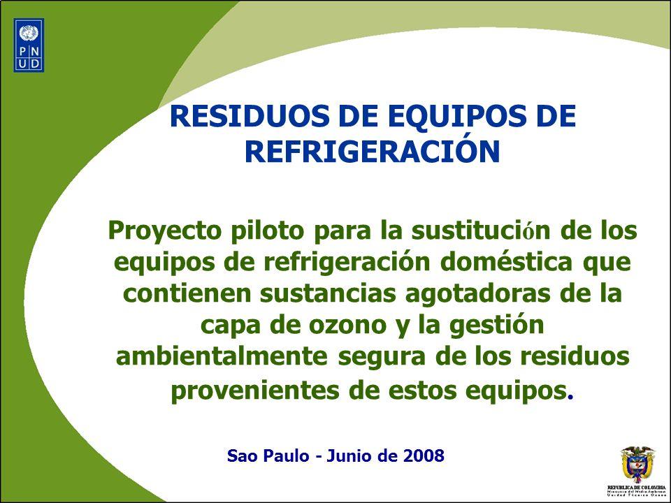 PROYECTO PILOTO Componentes: Ambiental. Energético. Financiero. Comercial. Logístico.