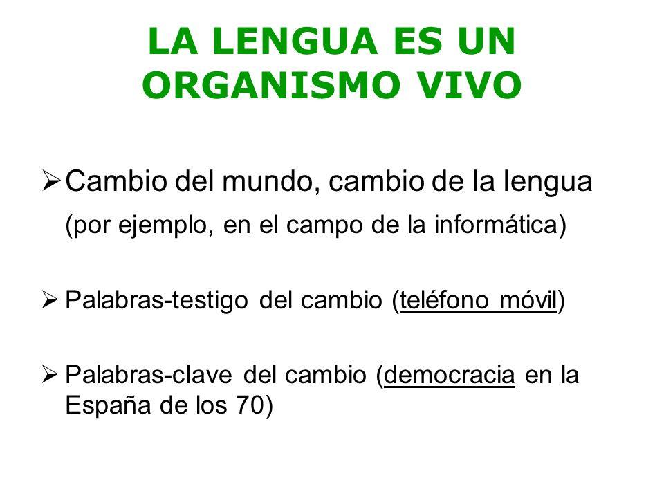 ¿Cuántas palabras existen en español? ¿De dónde proceden?