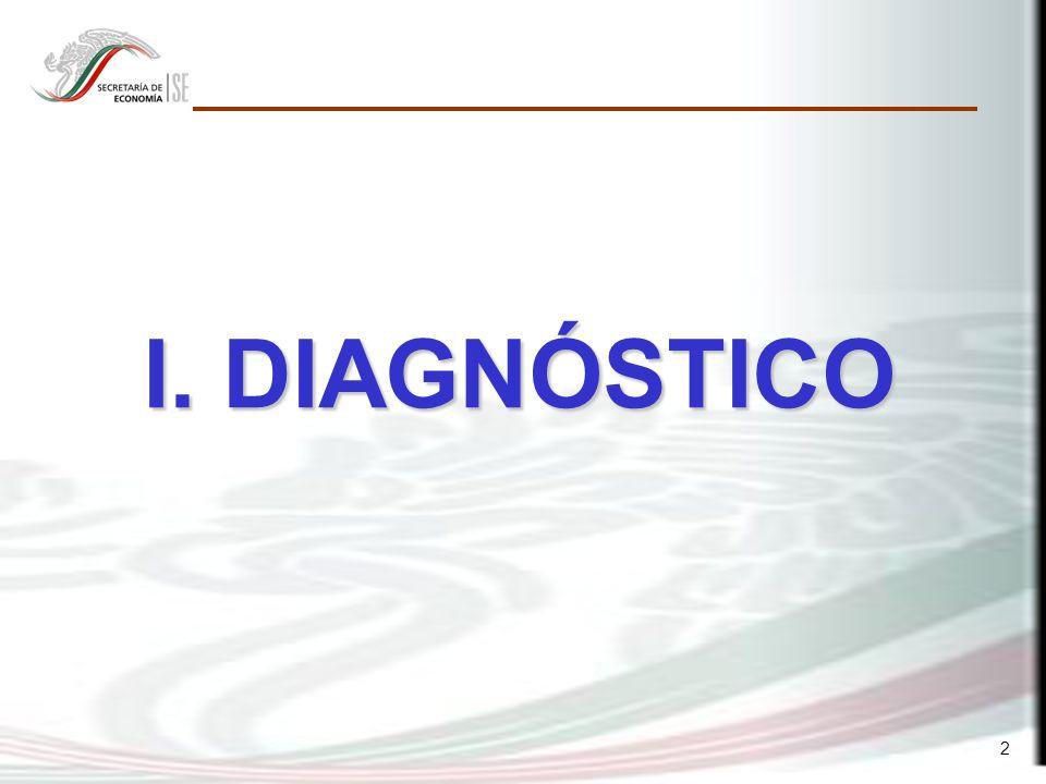2 I. DIAGNÓSTICO