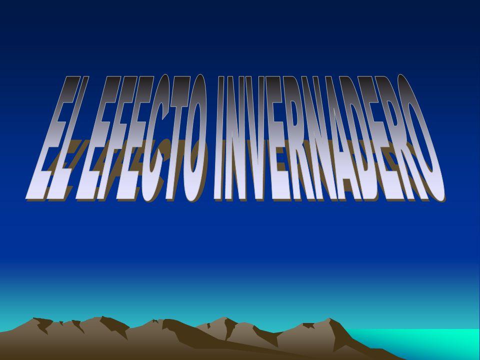 Introducción Se llama efecto invernadero al fenómeno por el que determinados gases componentes de una atmósfera planetaria retienen parte de la energía que el suelo emite en virtud de su calentamiento por la radiación solar.