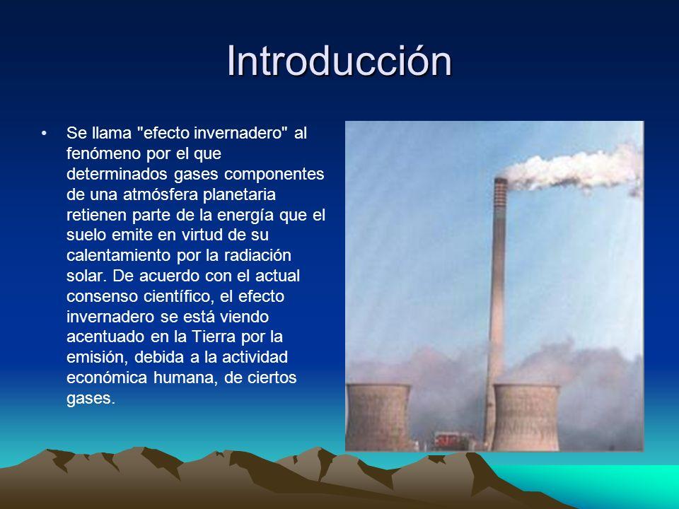 Descripción A: las radiación solar.B: la radiación que se refleja.