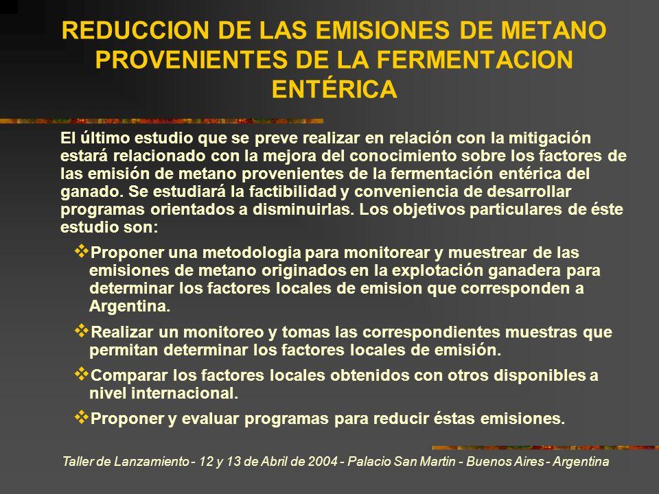 Taller de Lanzamiento - 12 y 13 de Abril de 2004 - Palacio San Martin - Buenos Aires - Argentina ACTIVIDADES Y PLAZOS Hasta aproximadamente mitad de año trabajaremos en la revisión de los TDR Preliminares, de acuerdo a lo establecido en el Cronograma del Proyecto.