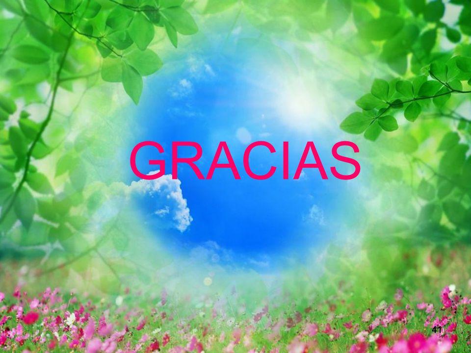 41 GRACIAS 41