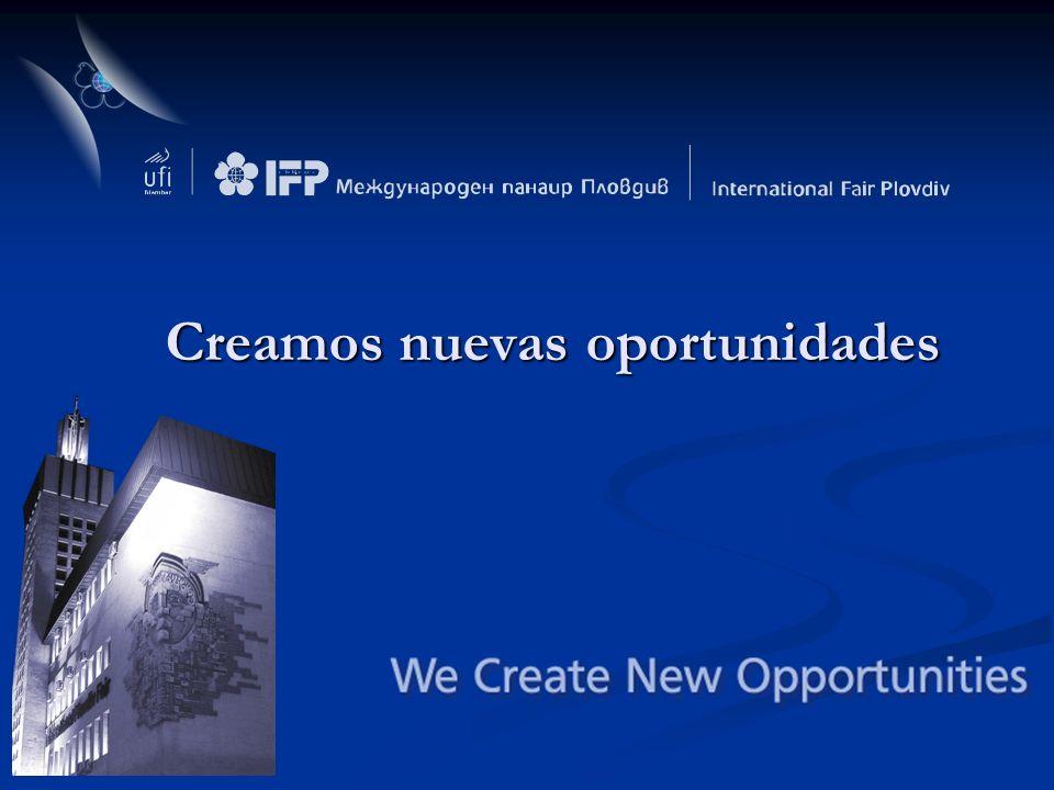 Creamos nuevas oportunidades