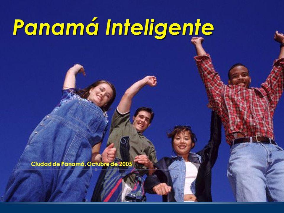 Panamá Inteligente Los 3 Proyectos estratégicos: Conéctate Red Nacional del Conocimiento Red Nacional del ConocimientoCapacítate Desarrollo de Capital Intelectual Desarrollo de Capital Intelectual Prepárate Convocatoria Nacional por el Aprendizaje Convocatoria Nacional por el Aprendizaje