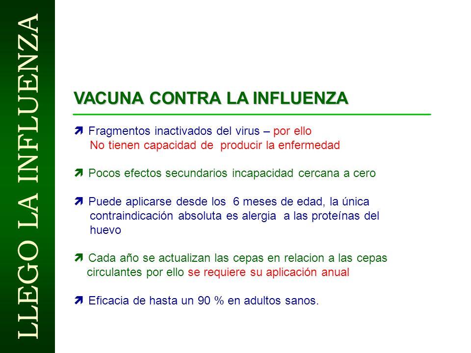 LLEGO LA INFLUENZA OTROS ESTUDIOS Gutierrez Tejeiro, Ricardo. Vacunación contra Influenza en Banco Popular Colombia. Comparativo entre trabajadores in